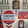 Oil Bottles and Fuel Cans