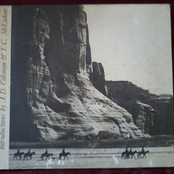 """Book, """"Portraits From North American Indian Life"""" by Edward Curtis - Books"""