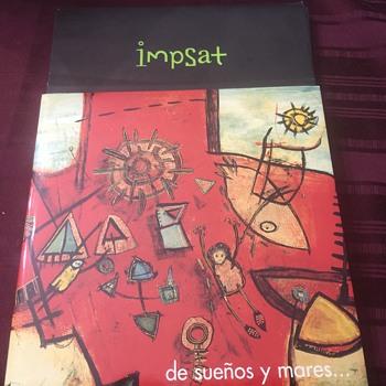 Impsat Art Book - Books