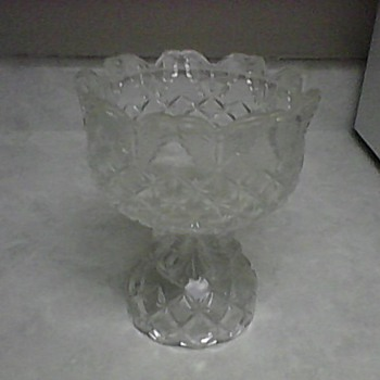 BUTTERFLY CANY BOWL - Glassware