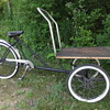 Worksman trike 1960's
