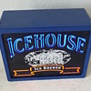 Miller Icehouse Ice Brewed Portable Display or Sign ofr indoor use only