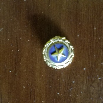 Gold Star family pin - Military and Wartime