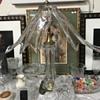 Vintage cristal lamp