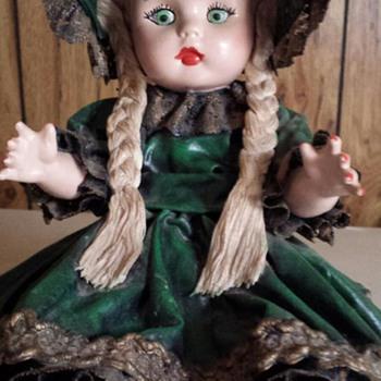 paper mache doll - Dolls