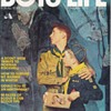 Febuary 1979 Boys' Life Norman Rockwell Cover Plus Action Figure Theater