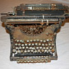 Underwood No. 3 Typewriter