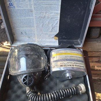 gas mask kit (#2) - Tools and Hardware