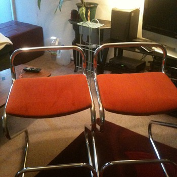 Retro counter stools - Furniture