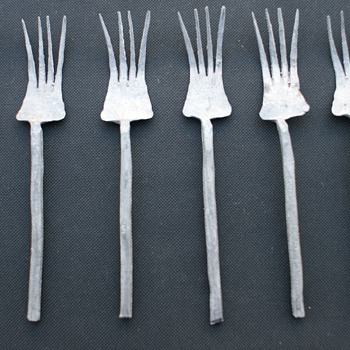 Antique Forks  - Silver