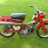 1964 Honda CT200 Trail 90