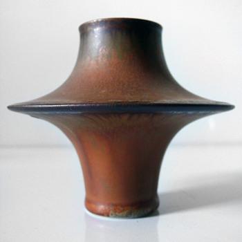 Karl Scheid vase - Pottery