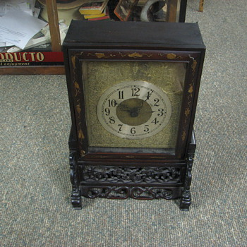 Early Chinese Clock