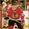1990 - Hockey Cards (Chicago Blackhawks)