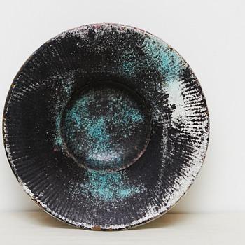Dish by Kähler (Denmark), 1930's