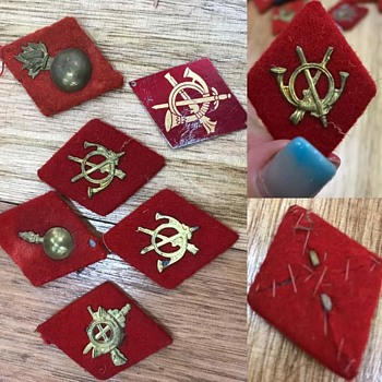 Military  Gorget  - Military and Wartime