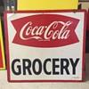 1960's Coca-Cola D/S Sign