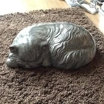 My Brumssum cat - Pottery