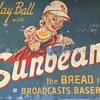 Unique Sunbeam Bread Sign