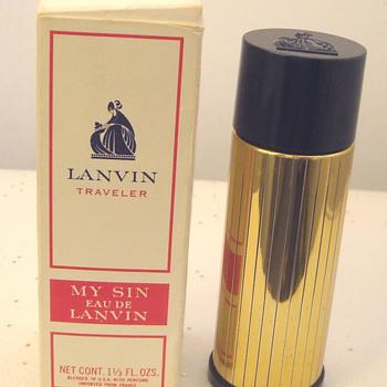 Lanvin - My Sin Eau de Lanvin - Traveller