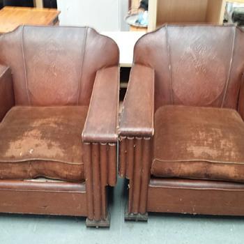 unique club chairs - Furniture