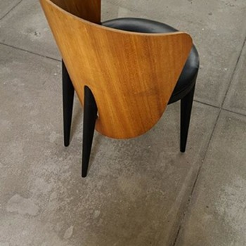 MYSTERY- Need Help ID'ing Neat Chair - Furniture