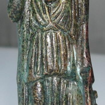 Greek or Roman Bronze figure - Figurines