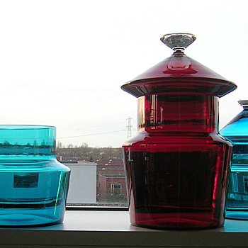 Helena Tynell Windmill - Art Glass