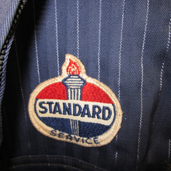 Standard Oil Jacket - Petroliana