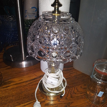 Crystal lamp - Lamps