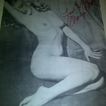 Marilyn monroe nude poster pinup - Movies