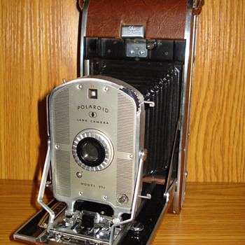 1957 Polaroid Land Camera Speedliner 95B