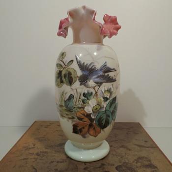 Victorian Vase - Glassware