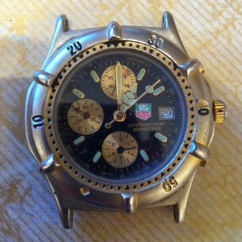 tag heuer watch - Wristwatches