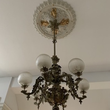 Looking for any info on this. Thank you! - Lamps
