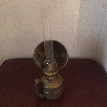 """Lamps a Petrole """"Belle Époque""""ref  600/1"""