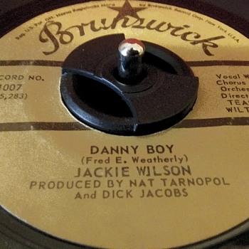 45 RPM SINGLE....#157 - Records