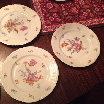 Help identifying Austrian (?) China - China and Dinnerware