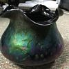 Rindskopf Oil Spot vase c. 1900-1910.