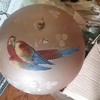 Parrot Hanging Light - Lamps