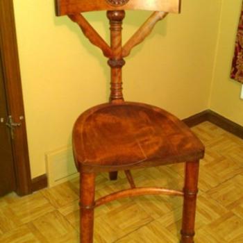 3 legged chair - Furniture