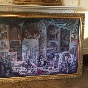 Can someone tell me something about this painting? - Fine Art