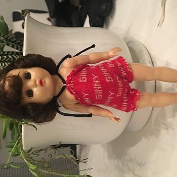 Original 50s Vogue Ginny Doll - Dolls