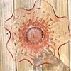 Central Glass Frances Vase