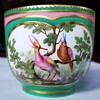 Hand Painted Birds and Gilded Tea Cup, Copelands China, T. Goode Commission, England, ca 1890s-1900s