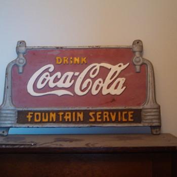 C0ke Sign - Coca-Cola