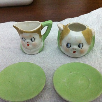 Tiny Tea Set ????? - China and Dinnerware