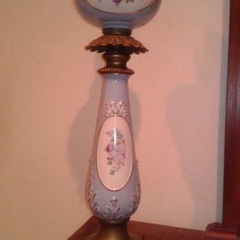 Lamp identification help. how old it is and where it is from?