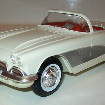 1961 Chevrolet Corvette promo
