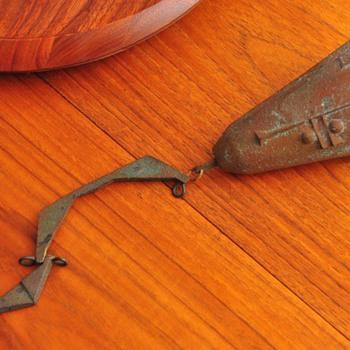 Bronze Bell - Art Nouveau